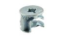 Эксцентрик для ДСП 22 мм, h15,4*d15 цинк арт.4706