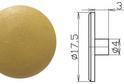 Заглушка эксцентрика №02 арт.4246