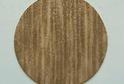 Заглушка самокл. D=17 дуб шамони темный (70 шт) арт.D17U2106
