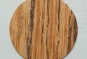 Заглушка самокл. D=17 индиан эбони темный (70 шт) арт.D17U3133