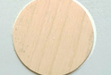 Заглушка самокл. D=17 липа светлана (70 шт) арт.D17U1104