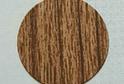 Заглушка самокл. D=17 ясень шимо темный (70 шт) арт.D17U3128