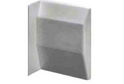 Накладка навеса каркаса Camar серая L/R арт.7155/7154