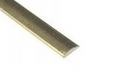 Профиль под золото 7 мм, 2 м плоский , арт.10