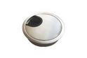 Заглушка кабель-канала метал-я инокс арт.4056
