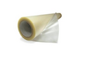 Пленка п/э защитная белая 100 мкм 0,4*0,6*0,8*100 м