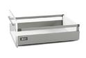 LOTTIBOX 400 мм, H119 серый платиновый прямоуг.рейл.арт.51691