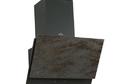 Вытяжка ELIKOR Рубин Ceramics S4 60 антрацит / бронзовый травертин
