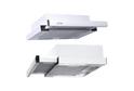 Вытяжка ELIKOR Интегра 50 белый / нержавеющая сталь