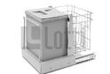 Контейнер д/отходов выкатной с корзиной 16л арт.LS-V/16DC